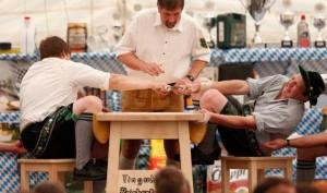 German Finger Wrestling Championships (9 photos) 3
