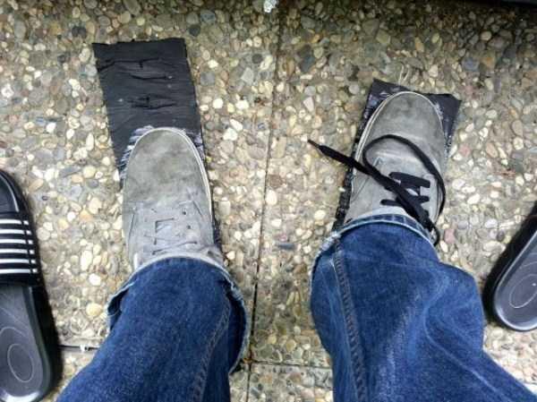 fixação sneakers 13 Como reparar seu tênis na forma mais barata (16 fotos)