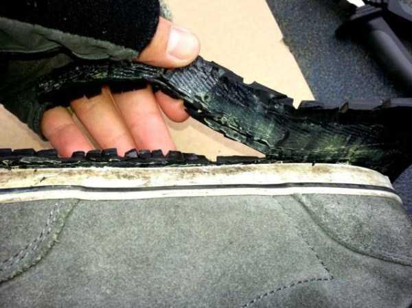 fixação sneakers 15 Como reparar seu tênis na forma mais barata (16 fotos)
