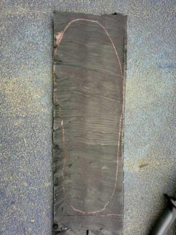fixação sneakers 9 Como reparar seu tênis na forma mais barata (16 fotos)