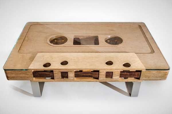 47 Nerdy Coffee Tables (47 photos) 45