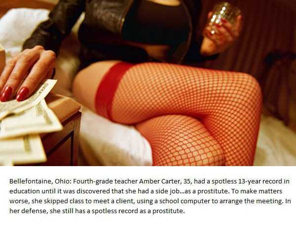 19 Outrageous School Horror Stories (19 photos) 14