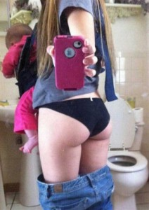 Inappropriate Selfies Taken by Moms (34 photos) 11