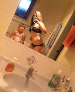 Inappropriate Selfies Taken by Moms (34 photos) 4