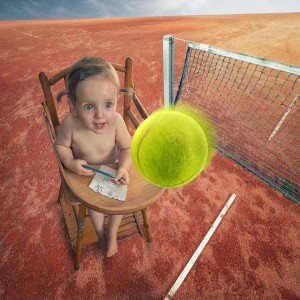 Creative Father Makes Cool Photo Manipulations With His Daughters (20 photos) 1