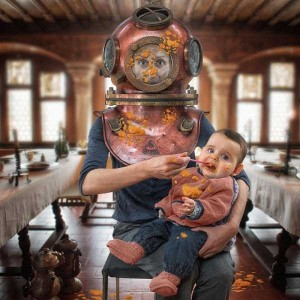 Creative Father Makes Cool Photo Manipulations With His Daughters (20 photos) 10