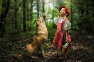 Creative Father Makes Cool Photo Manipulations With His Daughters (20 photos) 12