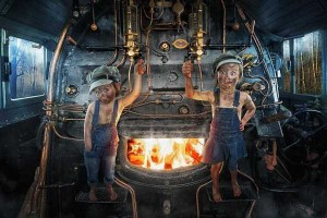 Creative Father Makes Cool Photo Manipulations With His Daughters (20 photos) 15