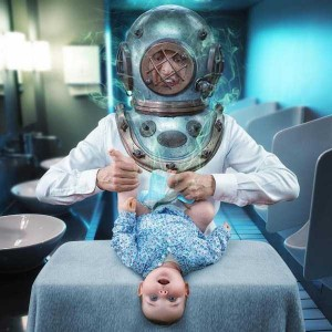 Creative Father Makes Cool Photo Manipulations With His Daughters (20 photos) 19
