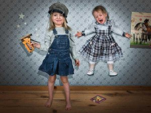 Creative Father Makes Cool Photo Manipulations With His Daughters (20 photos) 3