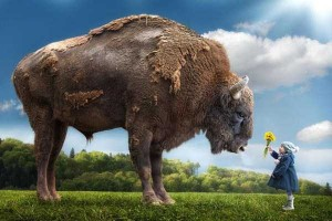 Creative Father Makes Cool Photo Manipulations With His Daughters (20 photos) 9