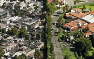 The Difference Between Wealthy And Poor Neighbourhoods In Mexico (4 photos) 4