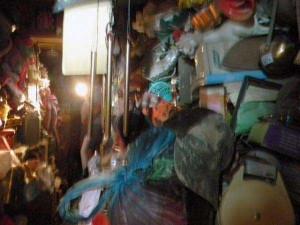 Abandoned House Turned Into Massive Garbage Dump (23 photos) 4