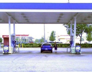 Strange People Seen at Gas Stations (25 photos) 10