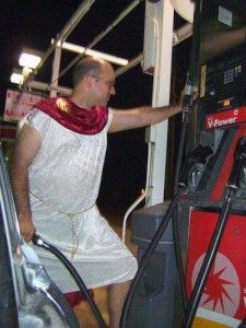 Strange People Seen at Gas Stations (25 photos) 18