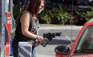 Strange People Seen at Gas Stations (25 photos) 22