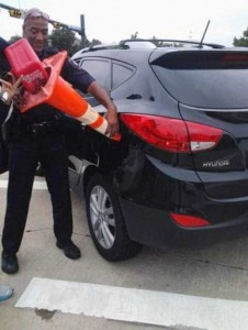 Strange People Seen at Gas Stations (25 photos) 7