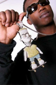 The Most Ridiculous Rapper Chains (40 photos) 8