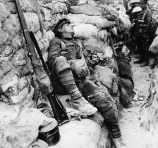Rare Black and White Photos of World War I (45 photos)