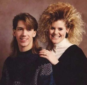 Eccentric Hairstyles of the 1980s (25 photos) 13