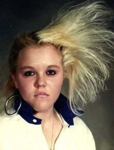 Eccentric Hairstyles of the 1980s (25 photos) 15