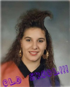 Eccentric Hairstyles of the 1980s (25 photos) 20