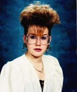 Eccentric Hairstyles of the 1980s (25 photos) 21
