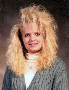 Eccentric Hairstyles of the 1980s (25 photos) 24
