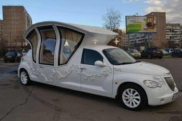 The Ultimate Wedding Car (10 photos) 6