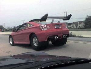 27 Ridiculously Stupid Car Mods (27 photos) 19