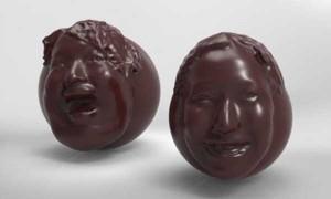 Seriously Strange Things Made of Chocolate (28 photos) 23