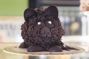 Seriously Strange Things Made of Chocolate (28 photos) 27