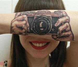 Truly Clever Tattoos (27 photos) 1