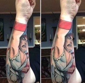Truly Clever Tattoos (27 photos) 15