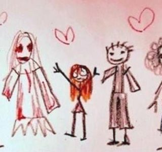 Insanely Bizarre Child's Diary (10 photos)
