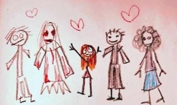 Insanely Bizarre Child's Diary (10 photos) 11