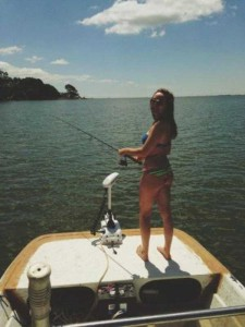 Hot Girls Love Fishing Too (69 photos) 35