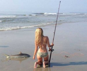 Hot Girls Love Fishing Too (69 photos) 42