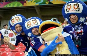 The Most Vivid Fans Spotted at the 2014 World Cup (38 photos) 17