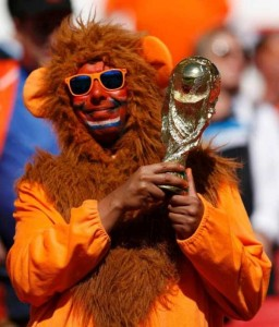 The Most Vivid Fans Spotted at the 2014 World Cup (38 photos) 26