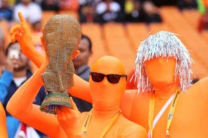 The Most Vivid Fans Spotted at the 2014 World Cup (38 photos) 5