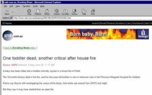 38 Hilariously Unfortunate Internet Ad Placements (38 photos) 17