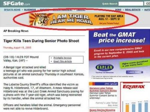 38 Hilariously Unfortunate Internet Ad Placements (38 photos) 7