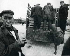 Rare Vintage Black and White Photos of Life in Russia (121 photos) 100