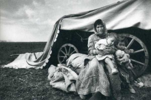 Rare Vintage Black and White Photos of Life in Russia (121 photos) 30