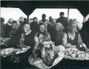 Rare Vintage Black and White Photos of Life in Russia (121 photos) 90