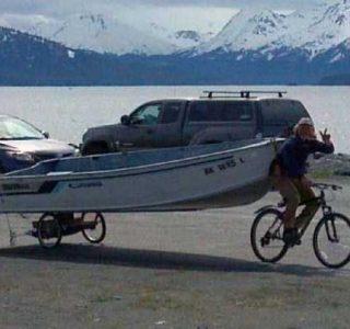Meanwhile in Alaska (24 photos)