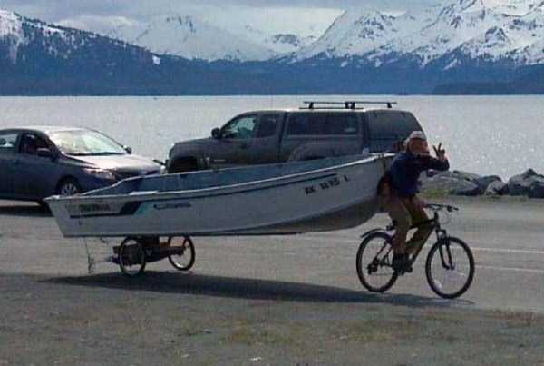 Meanwhile in Alaska (24 photos) 23