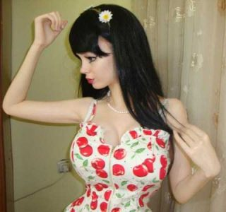 Just Another Living Doll From Russia (25 photos)