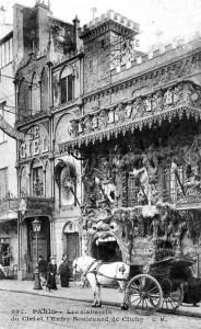 Bizarre Paris Nightclubs of the 1920's (15 photos) 1